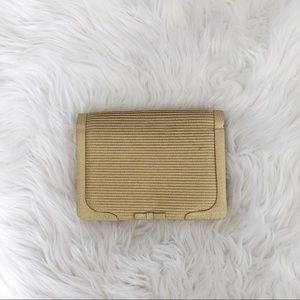 Vintage Magid Gold Clutch Bag Handbag
